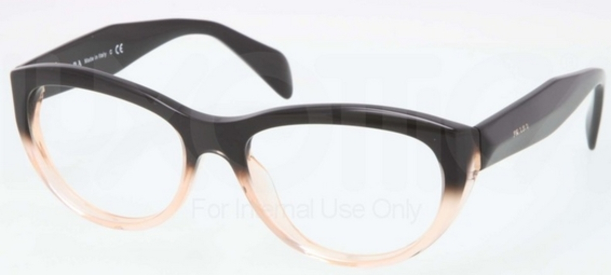 d9270949994f Prada PR 01QV JOURNAL Black Gradient Pink. Black Gradient Pink
