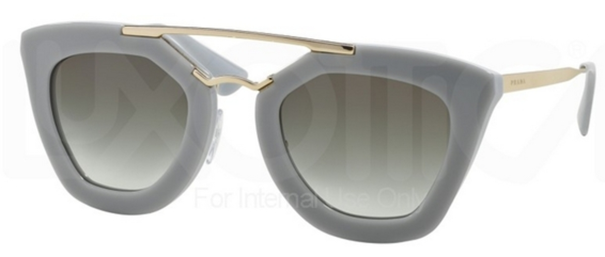 479ab5f5fd Prada PR 09QS CINEMA Opal Grey Matte Grey w  Grey Gradient Lenses. Opal  Grey Matte Grey w  Grey Gradient Lenses · Prada PR ...