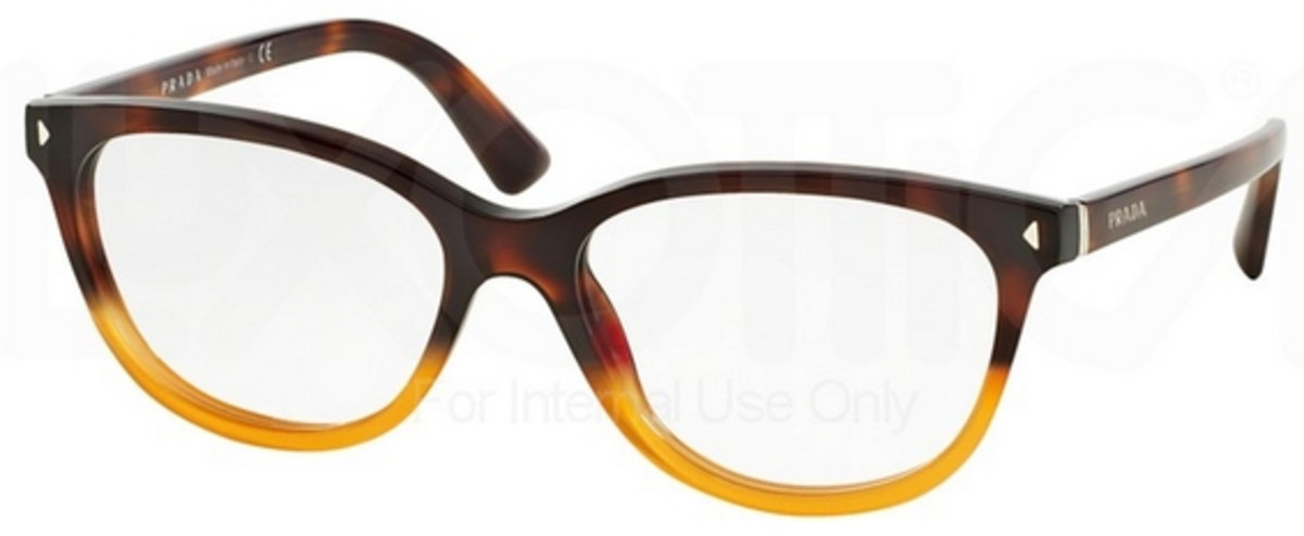 Best Lightweight Eyeglass Frames : Prada PR 14RV JOURNAL Eyeglasses Frames
