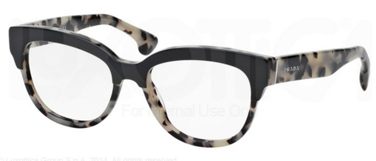 Eyeglasses Frame Prada : Prada PR 21QV PORTRAIT Eyeglasses Frames