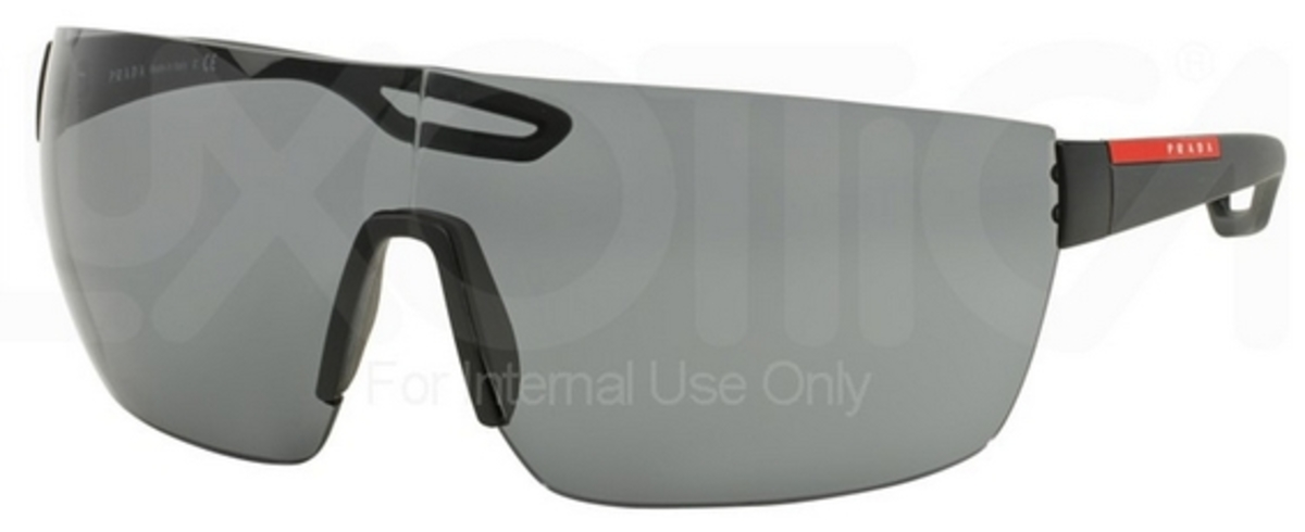 b1a720b7ebfb5 Matte Black w  Dark Grey Lenses TIG3C2. Prada Sport PS ...