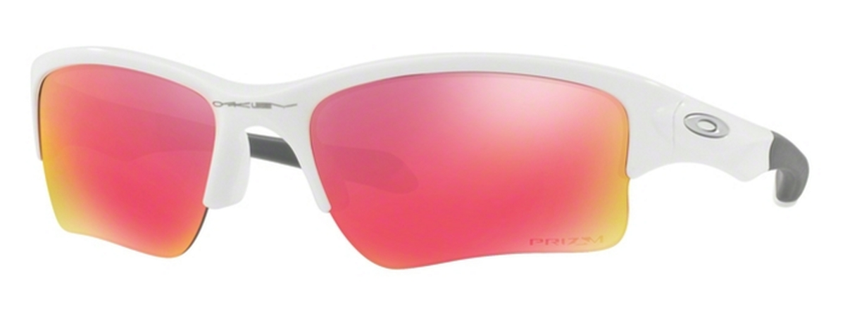 10bf95e4598cb 09 Polished White with Prizm Field Lenses · Oakley Quarter Jacket OO9200 16  Polished Black with Prizm ...