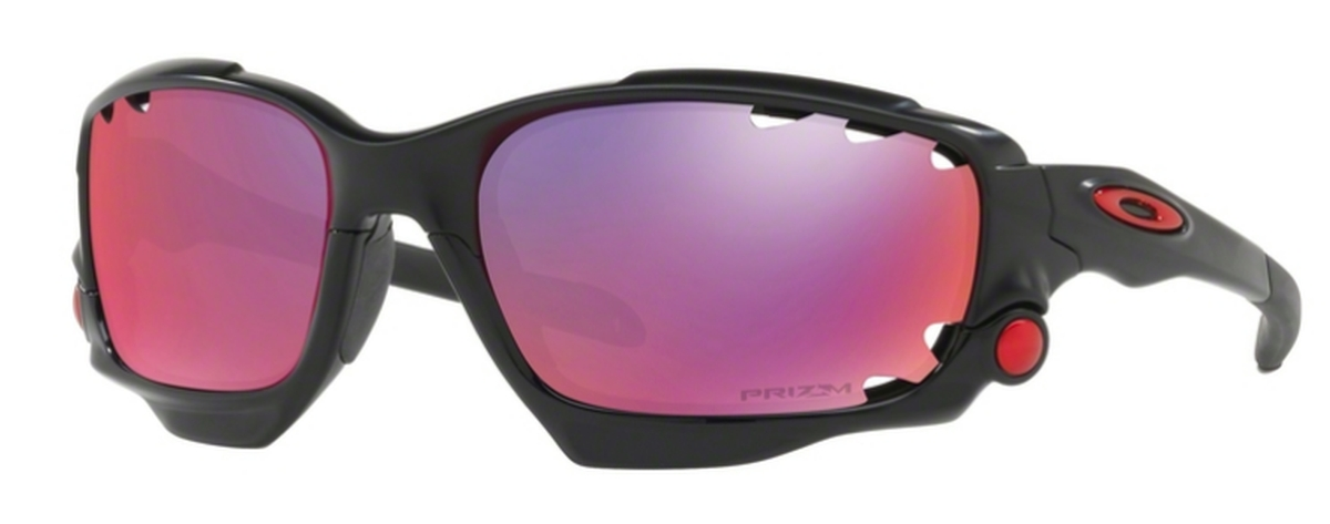 eb08b0f087 Oakley Racing Jacket - Vented OO9171 37 Matte Black   Prizm Road. 37 Matte  Black   Prizm Road. Oakley Racing Jacket ...