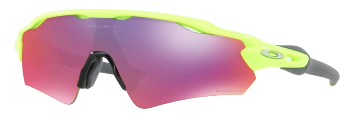 f7516dc83c 17 Retina Burn with Prizm Road. Oakley Radar EV Path (Asian Fit) OO9275 18  Polished Black with ...