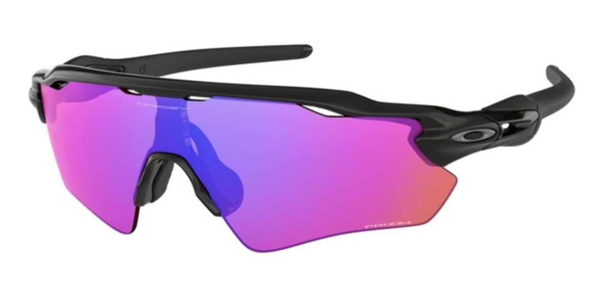 7a916acc440 Oakley RADAR EV PATH OO9208 04 Polished Black   Prizm Trail. 04 Polished  Black   Prizm Trail