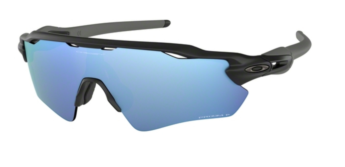 fa1e4cd528 55 Matte Black   Prizm Deep H2O Polar. Oakley RADAR EV PATH ...