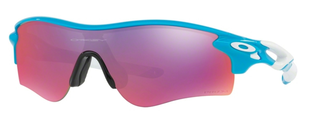 655c6136885 40 Sky with Prizm Road Lenses. Oakley RADARLOCK PATH (Asian Fit) OO9206 41  Polished Black with Prizm Black Lenses