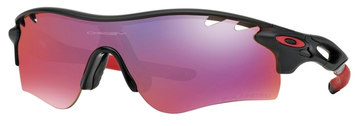 a4b0c1a5d2 ... australia oakley radarlock path oo9181 matte black ink with 00 red  polarized vented lenses. matte
