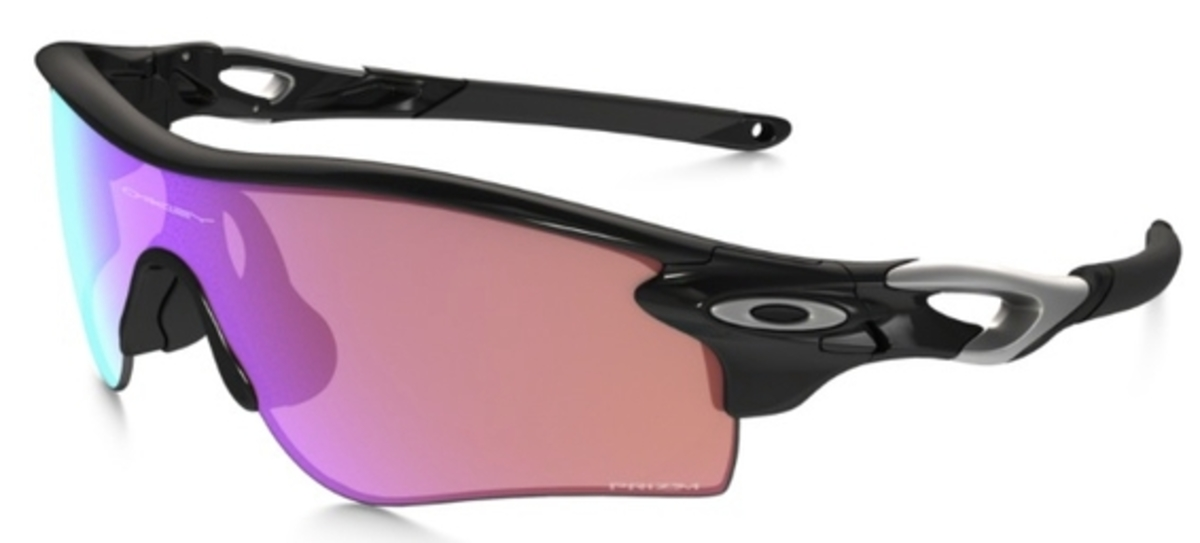 Oakley Radarlock Path Prizm Golf OO9181-42 Polished Black with Prizm Golf  Lenses 24-. Polished Black with Prizm Golf Lenses 24-428 c1aa06e40