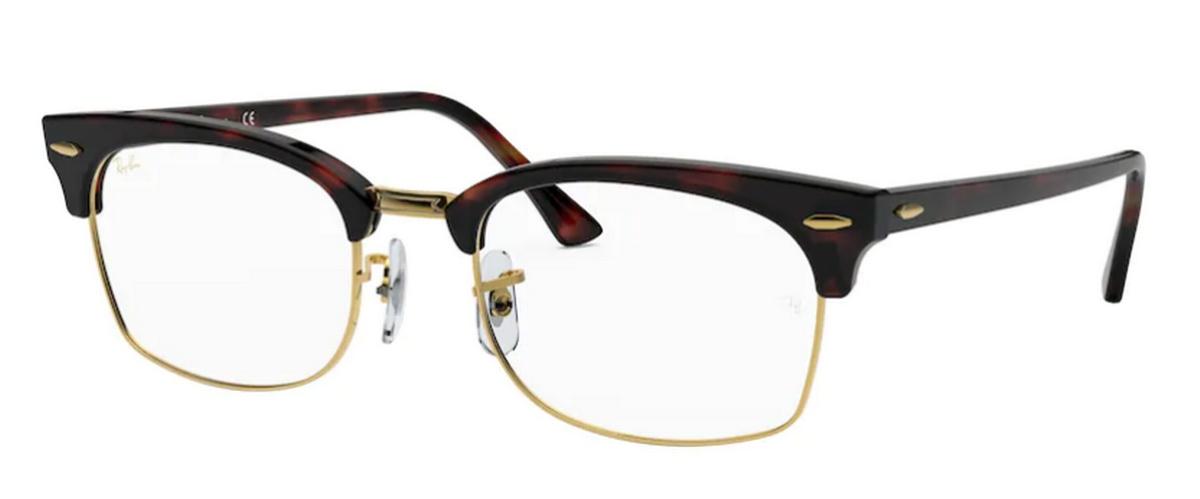 Ray Ban Glasses RB 3916V Clubmaster Squared Eyeglasses