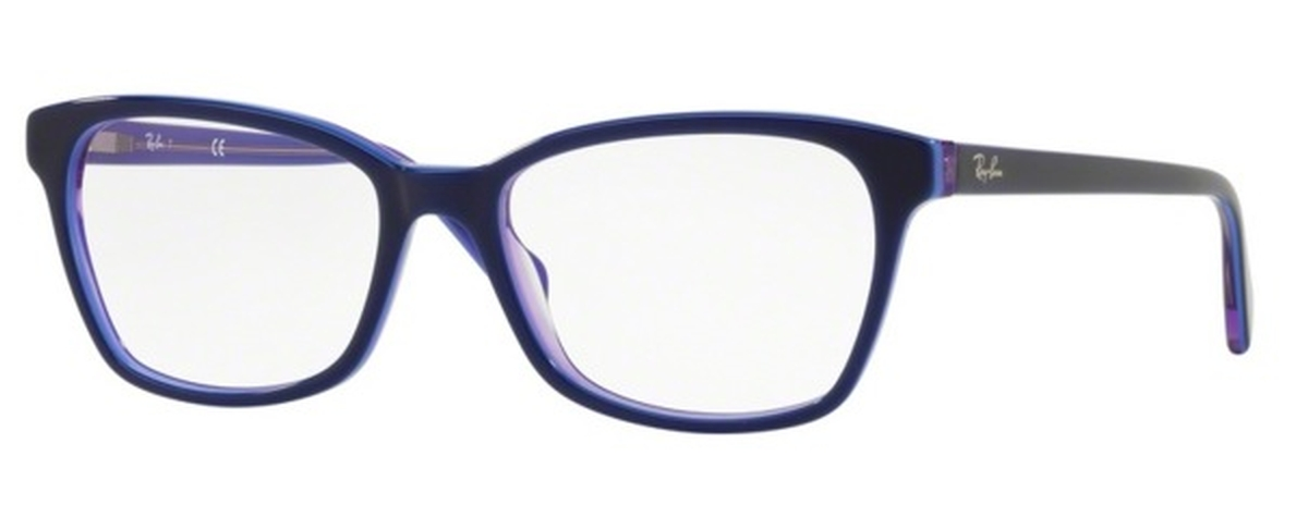 54707222b2 Ray Ban Glasses RB 5362 Top Blue on Violet. Top Blue on Violet