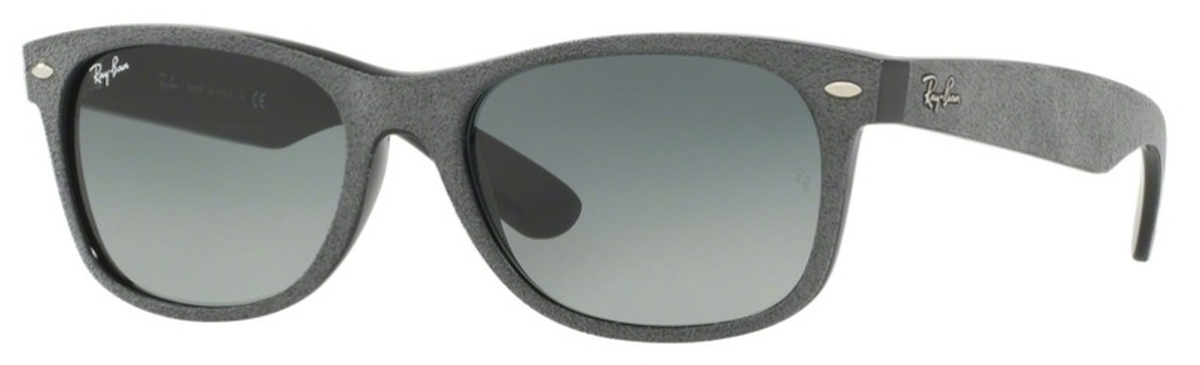 3dea68766f Black Top Grey Alcantara with Crystal Grey Gradient Lenses · Ray Ban RB2132  ...