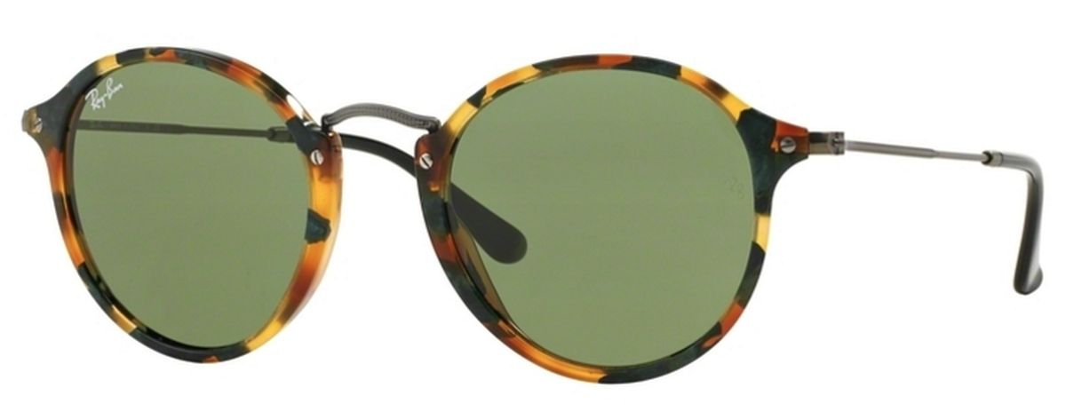 58527749e5 Ray Ban RB2447 Spotted Green Havana w  Green Lenses. Spotted Green Havana  w  Green Lenses