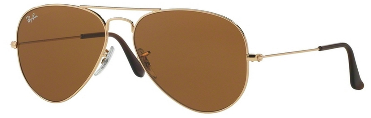 ray ban rb3025 large metal aviator  Ray Ban RB3025 Aviator Large Metal Eyeglasses Frames