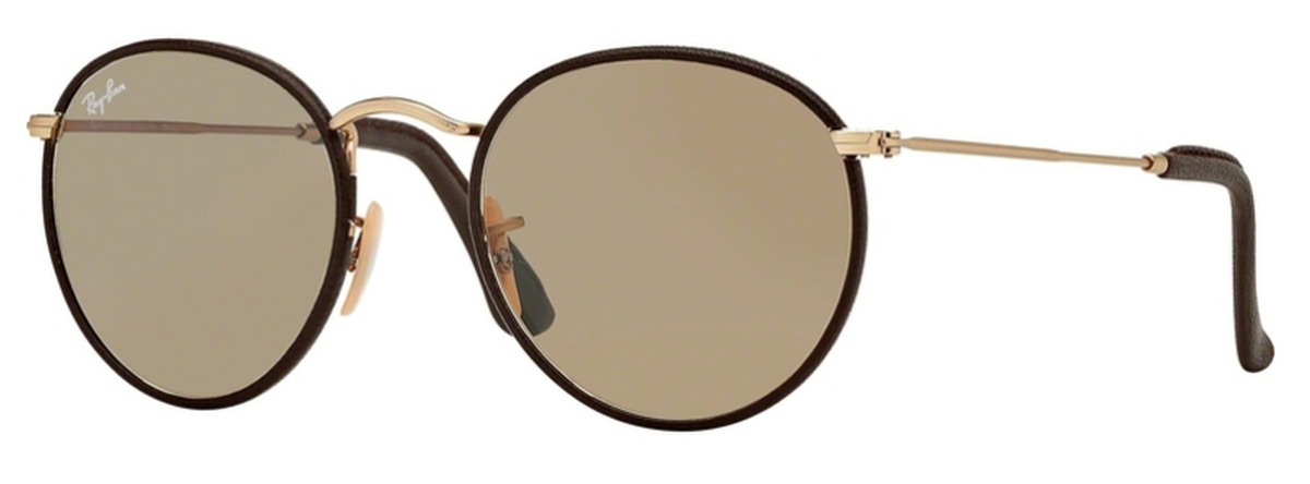Ray ban rb3475q round craft sunglasses for Ray ban round craft