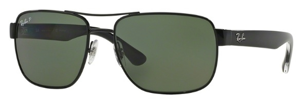 f61e5252a0deb Black with Polarized Green Lenses