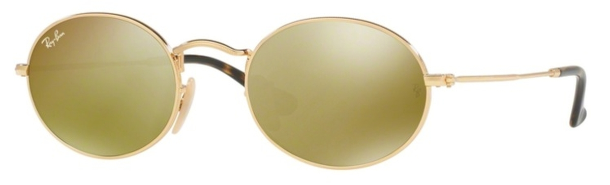 Ray Ban RB3547N OVAL Sunglasses