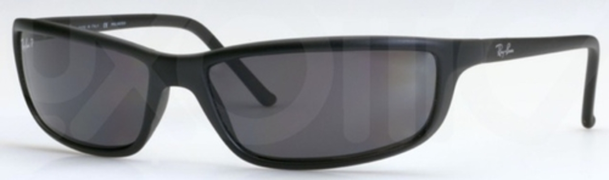 2a31ac268a478 Ray Ban RB4034 Matte Black with Polarized Grey Lenses. Matte Black with  Polarized Grey Lenses