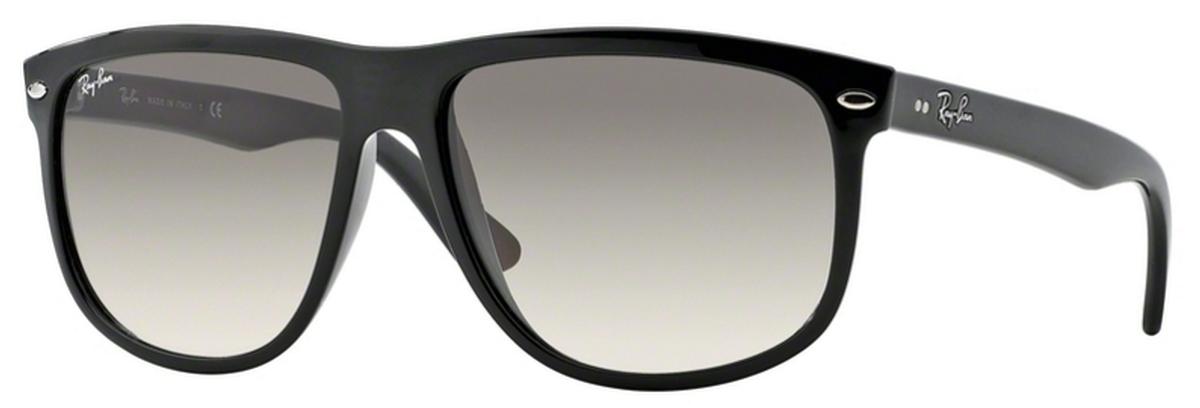 b70d91b51da Ray Ban RB4147 Black with Crystal Grey Gradient Lenses. Black with Crystal  Grey Gradient Lenses