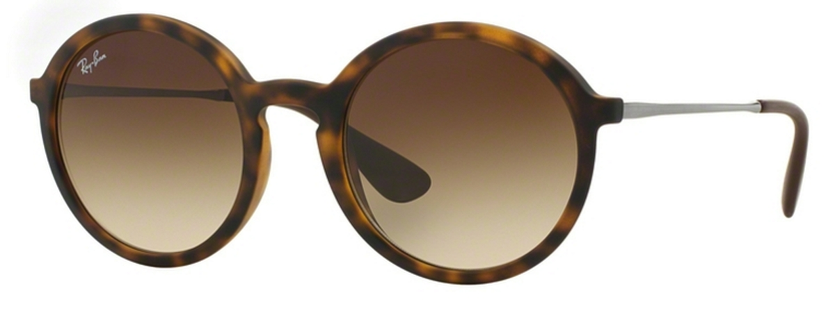 79a6c004d70d9 Ray Ban RB4222 Dark Rubber Havana with Gradient Brown Lenses. Dark Rubber  Havana with Gradient Brown Lenses