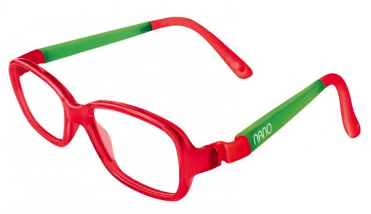 3e69d2ec4bdfd Nano RE-PLAY GLOW Red Transparent   Green Glow. Red Transparent   Green Glow