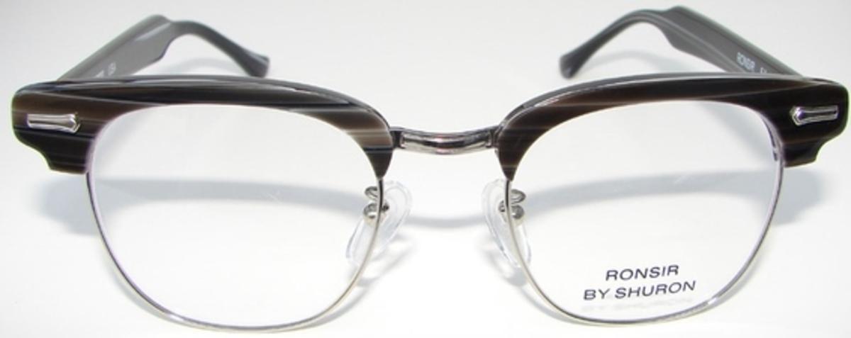 Zyl Eyeglass Frames : Shuron Ronsir Zyl Eyeglasses Frames