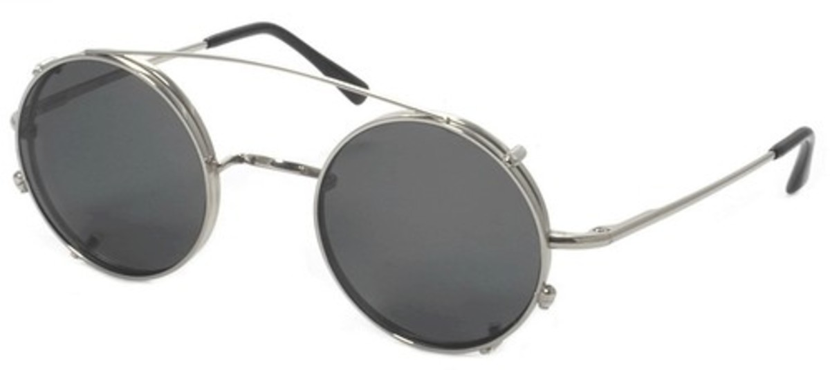 Round_Sunclip_Eyeglasses_Shiny_Silver_with_Grey_Polarized_Lenses