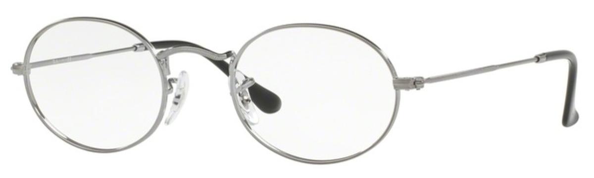 Ray Ban Glasses RX3547V OVAL Eyeglasses