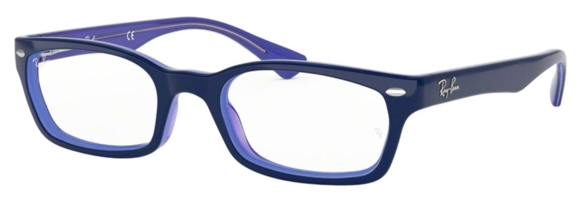 9d9707eb7c Ray Ban Glasses RX5150 Blue Transparent Violet. Blue Transparent Violet