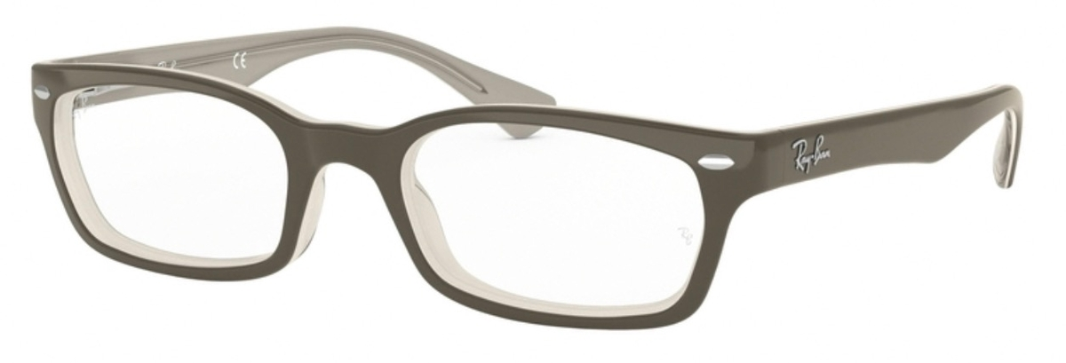 34fb4e580c Ray Ban Glasses RX5150 Grey Ice Beige. Grey Ice Beige