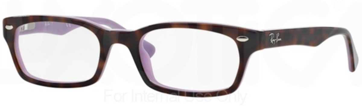 f4231108be2 Ray Ban Glasses RX5150 Top Havana On Opal Violet. Top Havana On Opal Violet