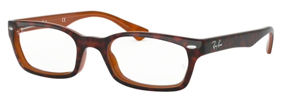 6bb0e6d1cf Ray Ban Glasses RX5150 Top Havana on Light Brown. Top Havana on Light Brown