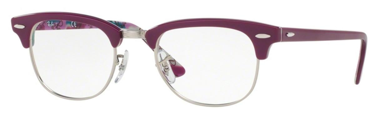 Ray Ban Clubmaster Glasses Frames : Ray Ban Glasses RX5154 Clubmaster Eyeglasses Frames
