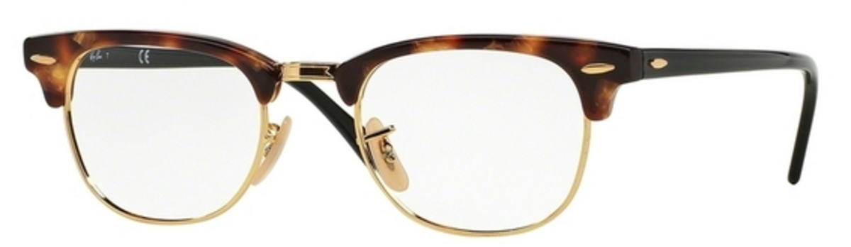 955eb99c4d5 Ray Ban Glasses RX5154 Clubmaster Brown Havana. Brown Havana