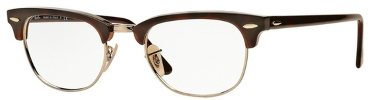 ray ban clubmaster havana red