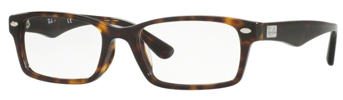 Ray Ban Glasses RX5206F Asian Fit Eyeglasses Frames