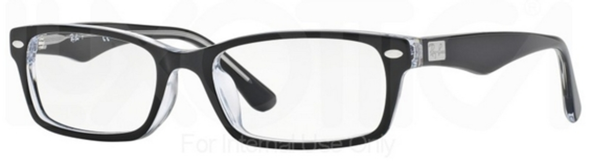 Eyeglass Frames Asian Fit : Ray Ban Glasses RX5206F Asian Fit Eyeglasses Frames