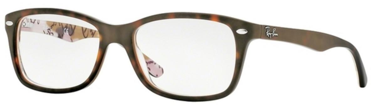 3abcae951dc Ray Ban Glasses RX5228 Top Mat Havana SU Texture Camuflag. Top Mat Havana  SU Texture Camuflag