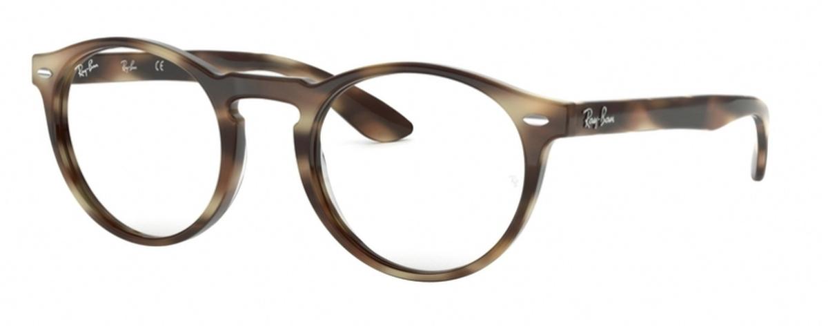 ab1d5169fb51e Dark Havana · Ray Ban Glasses RX5283 Horn Beige Brown. Horn Beige Brown