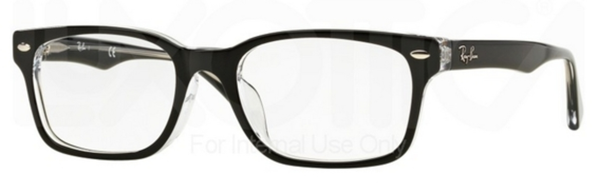 Eyeglass Frames Asian Fit : Ray Ban Glasses RX5286F Asian Fit Eyeglasses Frames