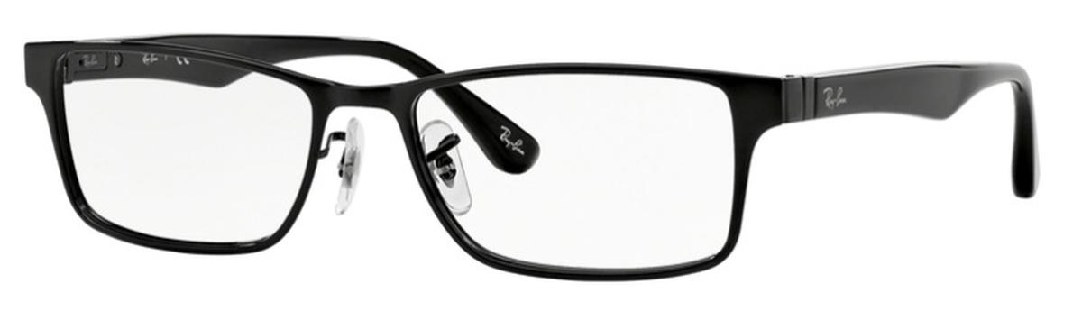 96addf7f19 Ray Ban Glasses RX6238 Shiny Black 2509. Shiny Black 2509
