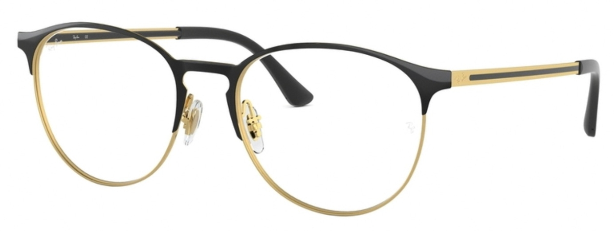 Ray Ban Glasses RX6375F Asian Fit Eyeglasses