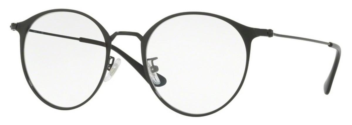 Ray Ban Glasses RX 6378F Asian Fit Eyeglasses