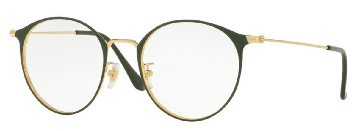 Ray Ban Glasses RX6378F Eyeglasses Frames
