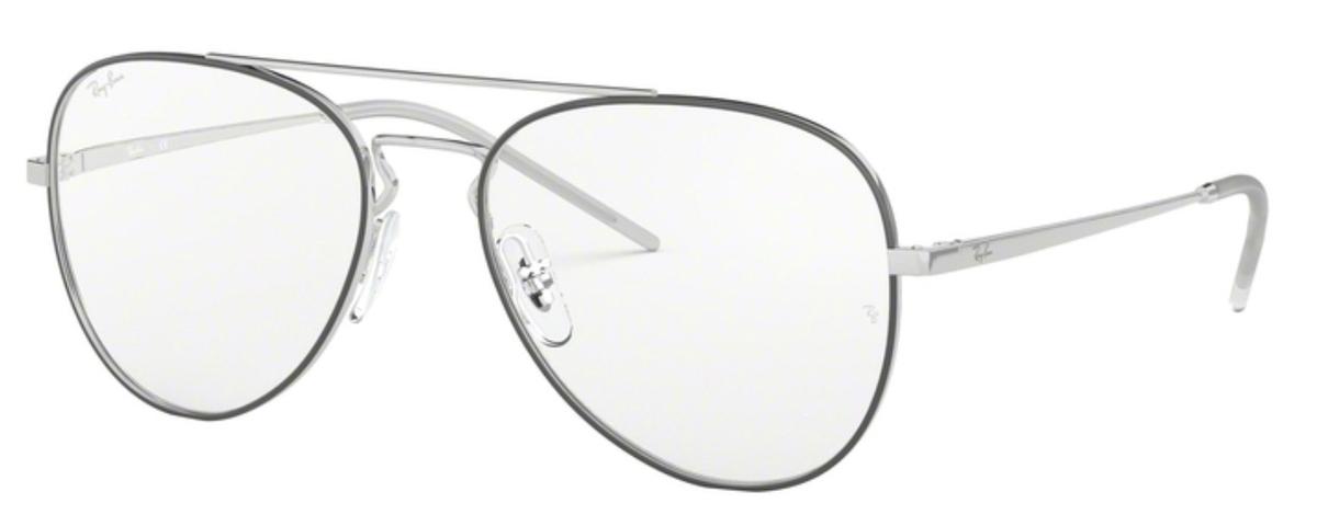 ray ban glasses rx6413 eyeglasses frames Ray-Ban Mirrored Aviator Sunglasses ray ban glasses rx6413 silver top black silver top black