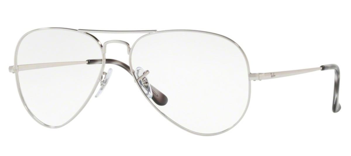 Ray Ban Glasses RX6489 Aviator Eyeglasses
