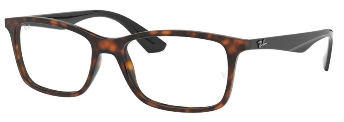 e3e0265bec3 Ray Ban Glasses RX7047 Red Havana. Red Havana