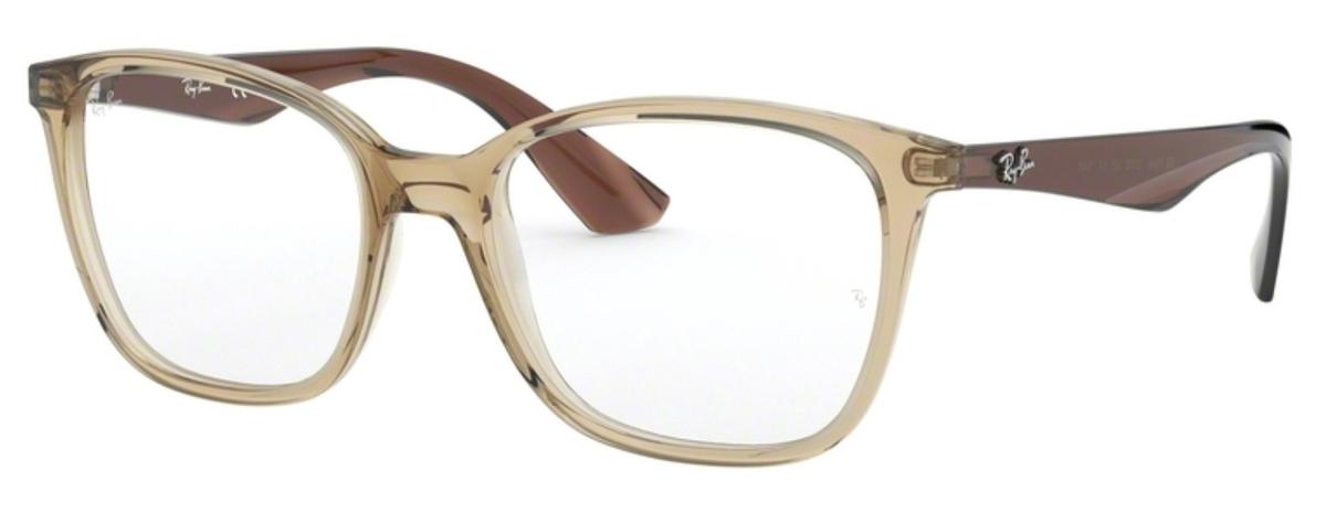 c5ff734d3f Ray Ban Glasses RX7066 Transparent Beige. Transparent Beige