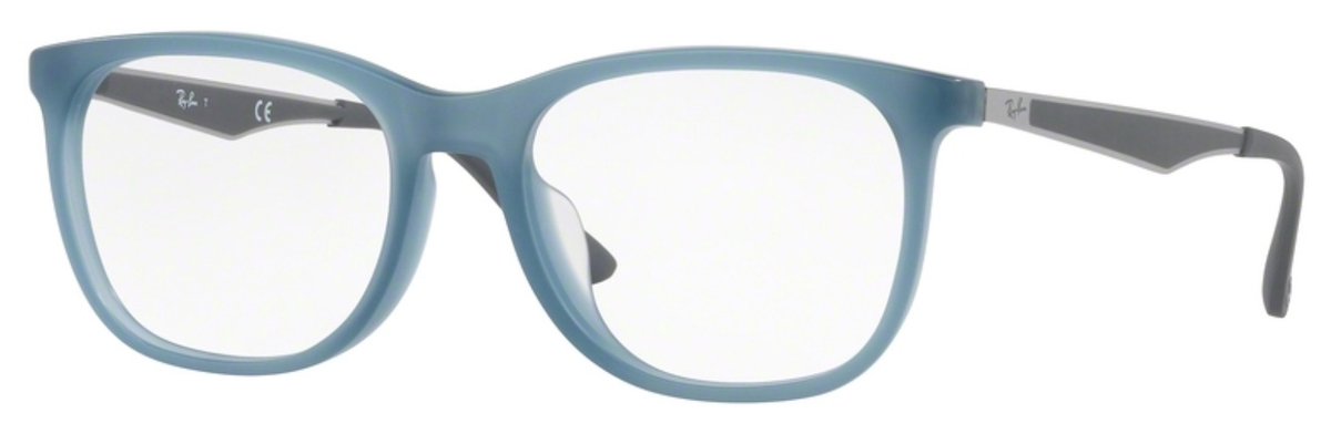 Ray Ban Glasses RX7078F Asian Fit Eyeglasses