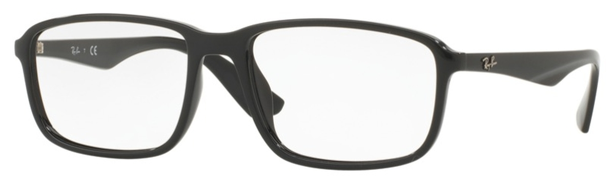 Eyeglass Frames Asian Fit : Ray Ban Glasses RX7084F Asian Fit Eyeglasses Frames